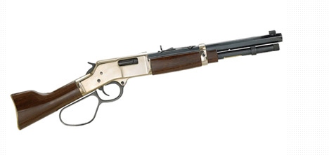 Henry Repeating Arms, Mare's Leg, Lever Action, 357 Mag/38 Special INV# 9664