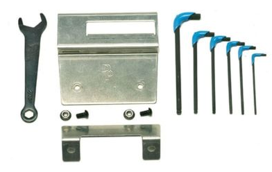 Dillon Precision 11541 550 Toolholder & Wrench Kit 6 Hex & 1″ Bench Wrenches Set