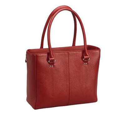 Gun Tote'n Mamas Traditional Open-Top Tote, Red