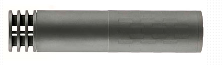 SilencerCo Omega Centerfire Rifle Silencer With Mount Multi-Caliber 7.09 Inch 1.56 Inch Diameter 14 Ounces – All NFA Rules Apply