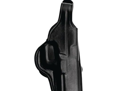 Tagua Gunleather Paddle Thumb Break Holster Right Hand Black