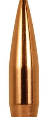 Berger Target Bullets 30 Caliber (308 Diameter) 155 Grain VLD Hollow Point Boat Tail Box of 100