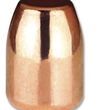 Berry's Superior Plated Bullets 45 Caliber (452 Diameter) 200 Grain Plated Flat Point