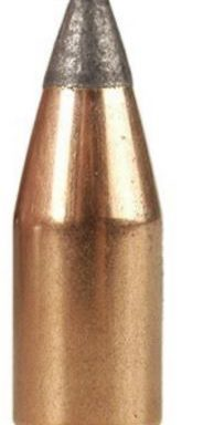 Winchester Bullets 22 Caliber (224 Diameter) 50 Grain Pointed Soft Point Bag of 100