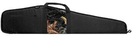 Bulldog Camo Panel Scoped Rifle Case 48″ Black and Camo Nylon