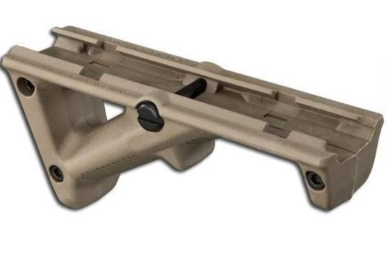Magpul AFG2 AR-15 Angled Foregrip Polymer Earth MAG414-FDE