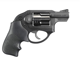 Ruger, LCR, Double-Action Revolver, 9MM, Stock # 11444