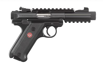 Ruger, Mark IV, Tactical, Semi-automatic, 22LR, Stock # 11348