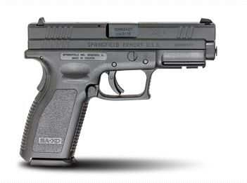 Springfield, XD9, Striker Fired, Full Size, 9MM, Stock # Temporarily Unavailable