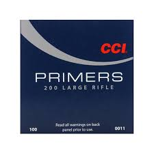 CCI Large Rifle Primer NO. 200