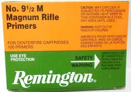Remington 9 1/2 M  Magnum Rifle Primer