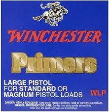 Winchester Large Pistol Primer (out of stock, no backorder)
